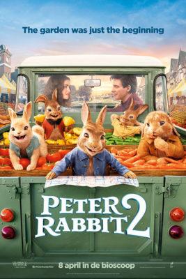 Peter Rabbit 2 (2021) Hindi Dubbed