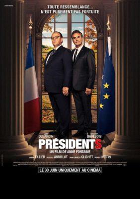 Presidents (2021) Hindi Dubbed