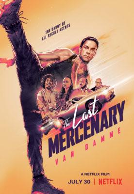 The Last Mercenary (2021) Hindi Dubbed