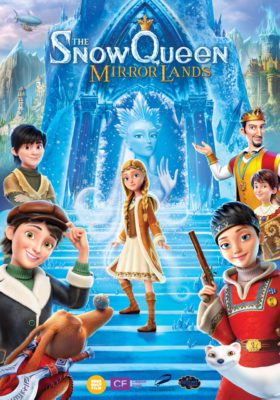 The Snow Queen: Mirror Lands (2018) Hindi Dubbed