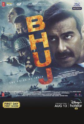 Bhuj (2021) Hindi