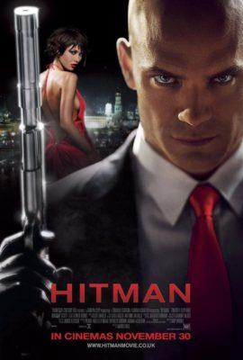 Hitman (2007) Hindi Dubbed