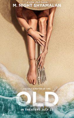 Old (2021) Hindi Dubbed