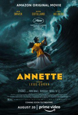 Annette (2021) Hindi Dubbed