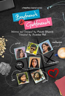 Boyfriends & Girlfriends (2021) Hindi Season 1 Complete
