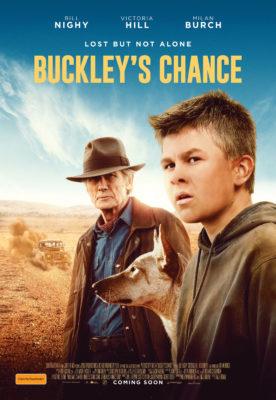 Buckley's Chance (2021) Hindi Dubbed