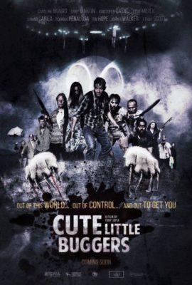 Cute Little Buggers (2017) Hindi Dubbed