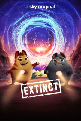 Extinct (2021) Hindi Dubbed