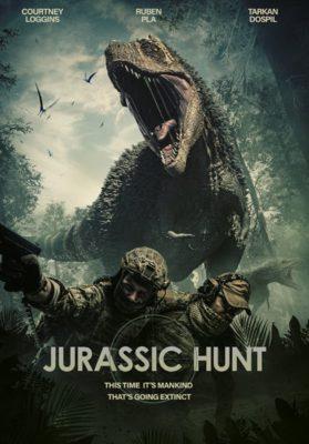 Jurassic Hunt (2021) Hindi Dubbed