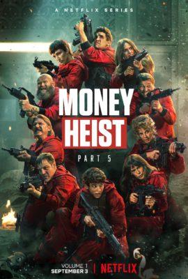 Money Heist (2021) Hindi Dubbed Season 5 Complete