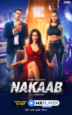 Nakaab (2021) Hindi Season 1 Complete