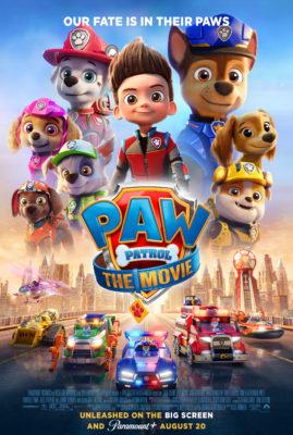 PAW Patrol: The Movie (2021) Hindi Dubbed