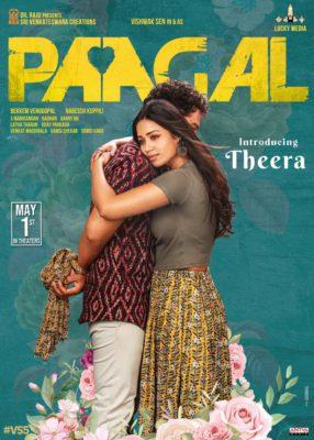 Paagal (2021) Hindi Dubbed