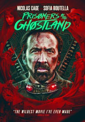 Prisoners of the Ghostland (2021) Hindi Dubbed