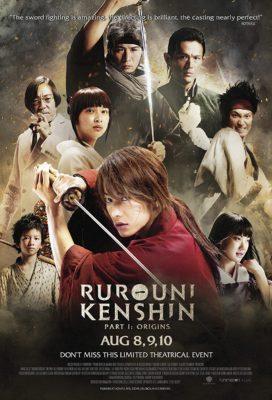Rurouni Kenshin Part I: Origins (2012) Hindi Dubbed