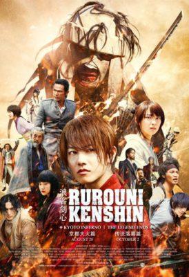 Rurouni Kenshin Part II: Kyoto Inferno (2014) Hindi Dubbed