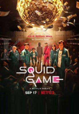 Squid Game (2021) Hindi Dubbed Season 1 Complete