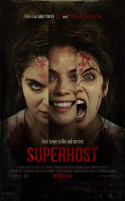 Superhost (2021) Hindi Dubbed