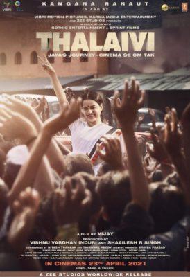 Thalaivi (2021) Hindi