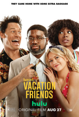 Vacation Friends (2021) Hindi Dubbed