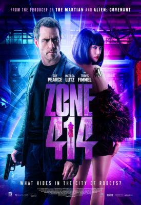 Zone 414 (2021) Hindi Dubbed