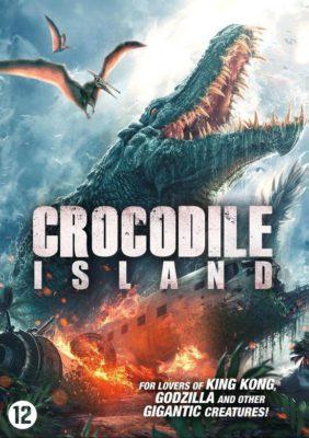 Crocodile Island (2020) Hindi Dubbed