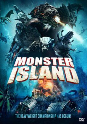Monster Island (2019) Hindi Dubbed