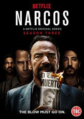 Narcos (2021) Hindi Dubbed Season 3 Complete