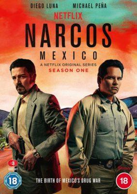 Narcos: Mexico (2018) Hindi Season 1 Complete