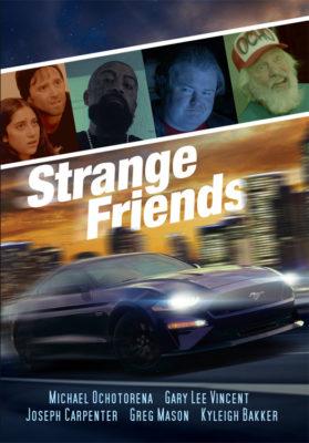 Strange Friends (2021) Hindi Dubbed