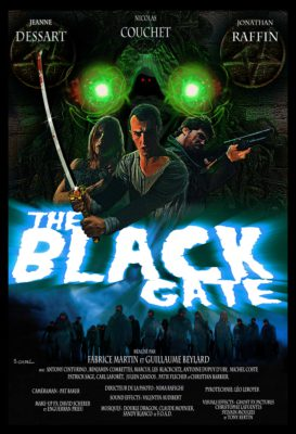 The Black Gate (2017) Hindi Dubbed
