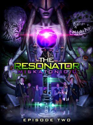 The Resonator: Miskatonic U (2021) Hindi Dubbed