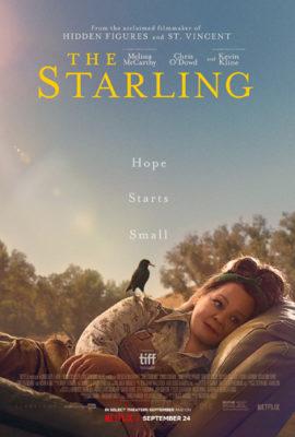 The Starling (2021) Hindi Dubbed