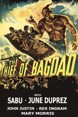 The Thief of Bagdad (1940) Hindi Dubbed